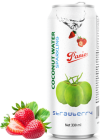 Coconut water strawberry 330ml