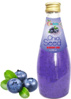 Chia seed blueberry juice - 290ml