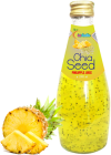 Chia seed pineapple juice - 290ml
