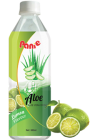 Aloe vera lemon - bottle 500ml