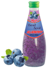 Basil Seed With Blueberry Flavor